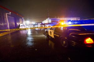 One shot, wounded on Vine Street; victim expected to survive