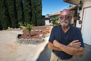 Old ideas about lawns in Lodi are over and out