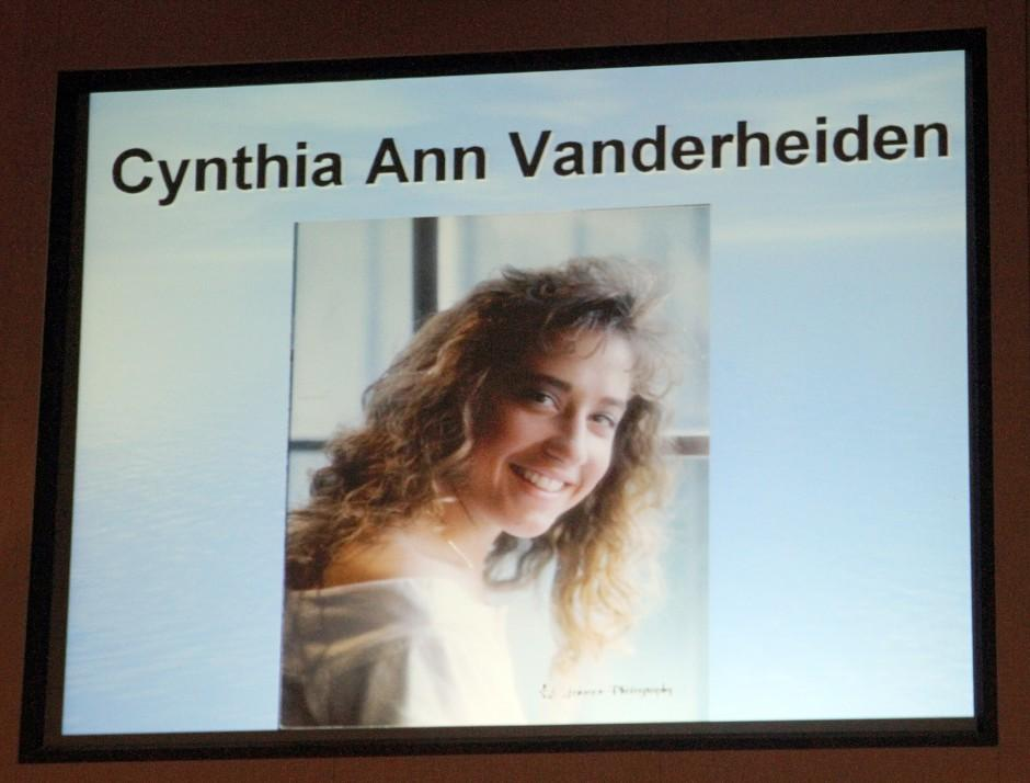 Family, friends gather to lay Cyndi Vanderheiden to rest 14 years after murder