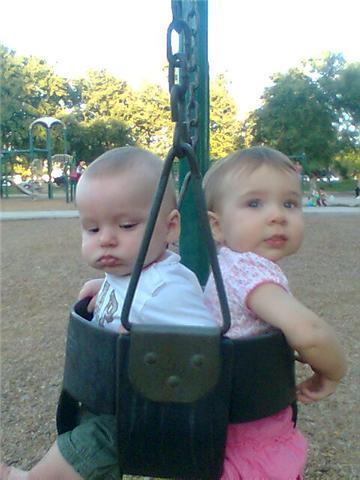 Swinging Cousins
