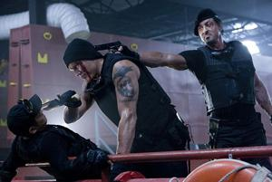 Stallone's 'Expendables' is action done right