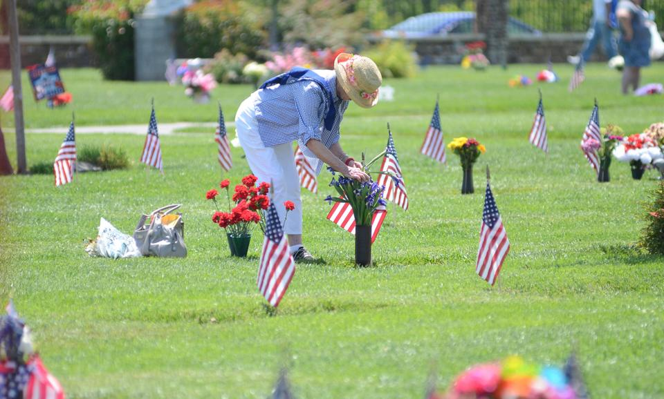 Memorial Day in Lodi