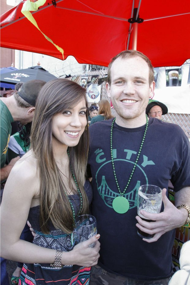 St. Patrick's Day celebrations hit Downtown Lodi