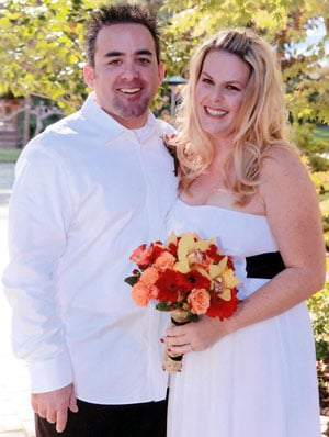 Todd Stockton and Sarah Garner wed at Wine & Roses