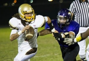 Tokay Tigers tumbling in football playoff hunt