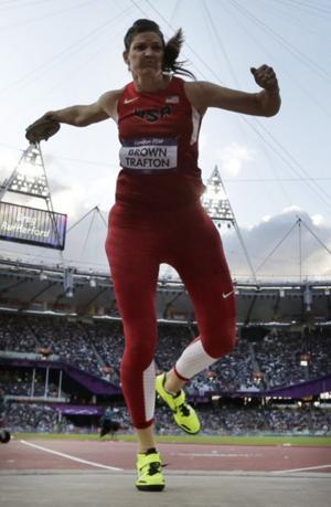 No medal podium for Galt's Stephanie Brown Trafton