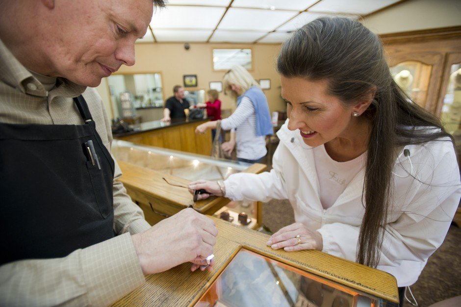 Local merchants reflect on how they would cater to the royal couple