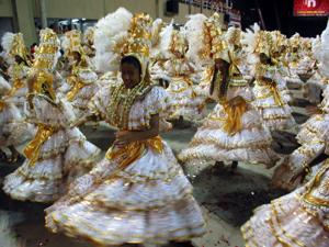Get ready to party at the Old Sugar Mill's Brazilian Carnaval