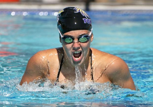 Tri-City Athletic League swimming trials