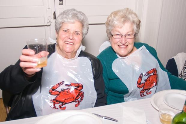 Lodi Italian Club crab feed