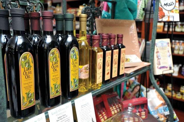 Lodi Olive Oil