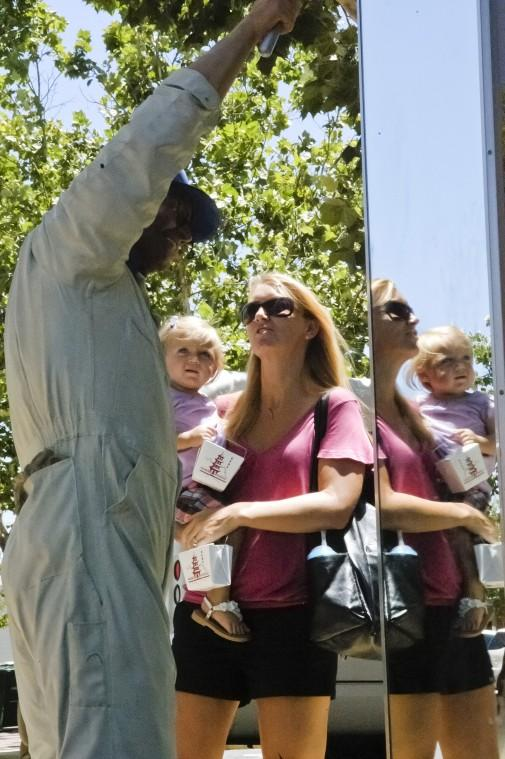 Downtown Lodi's lifelike statue exhibit bids farewell