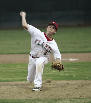 Baseball: Flames too much for Liberty