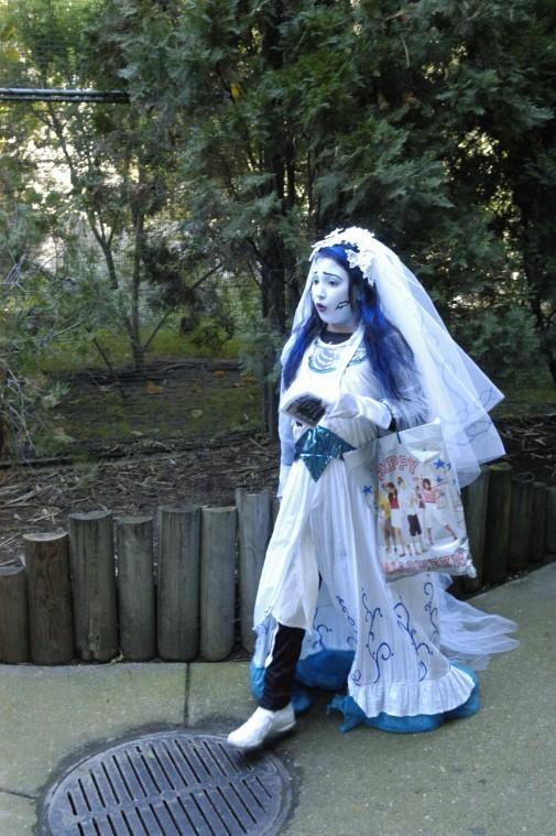 Micke Grove Zoo gets in the Halloween spirit