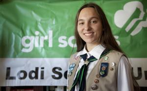 Lodian Juniper Neff to represent local Girl Scouts at national convention