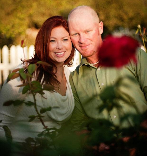 Chad Smith, Jaimie Mendoza engaged at the Rae House Museum