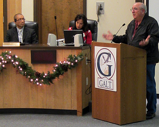 Galt elementary school district board makes up for violation of Brown Act