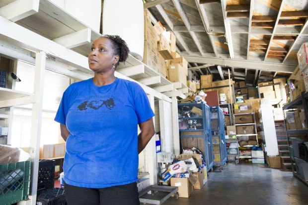 Nonprofit organization founder Cheryl Francis enjoys helping the less fortunate