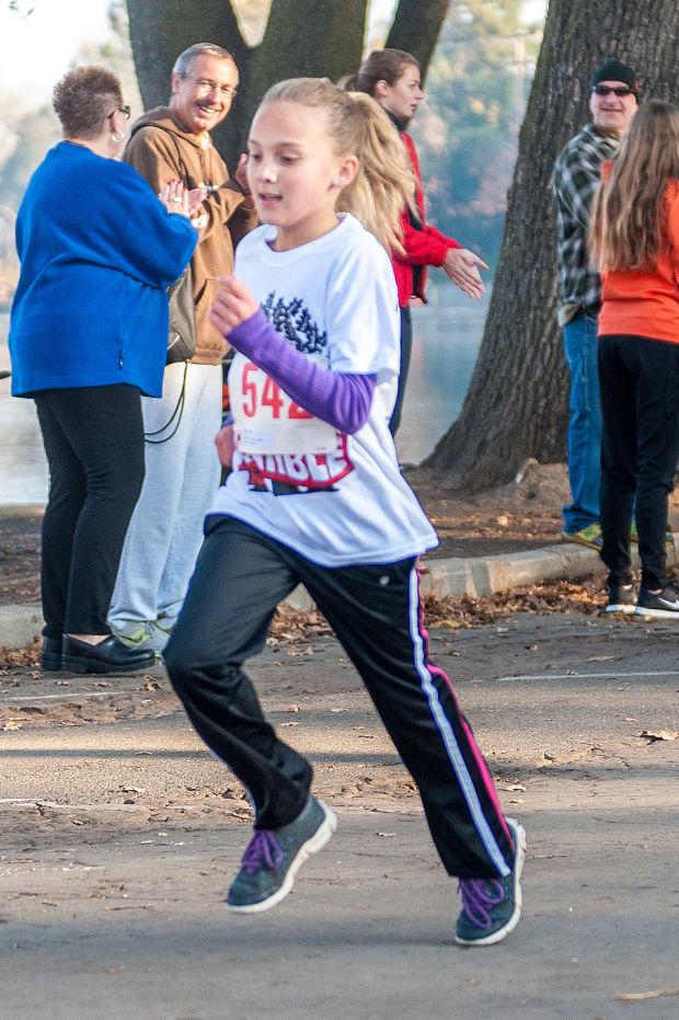 Womble Run at Lodi Lake