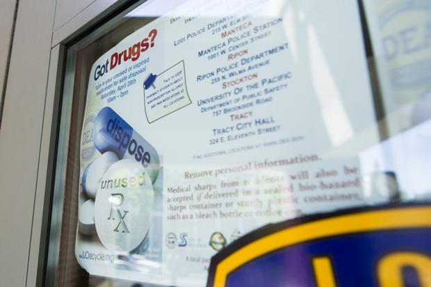 Lodi police target prescription drug abuse