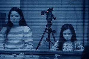 More of the same in 'Paranormal Activity 3'