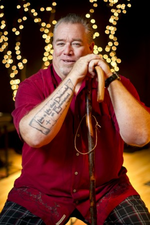 Galt's Tim Stevenson: He's hardly your average pastor