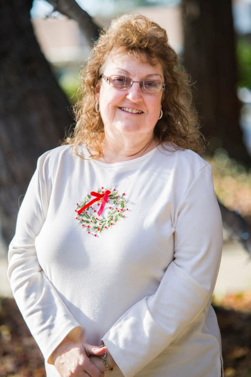 Galt city clerk and lung cancer survivor Liz Aguire helps new patients cope