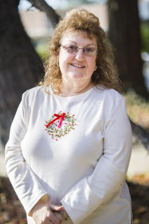 Galt city clerk and lung cancer survivor Liz Aguire helps new patients cope