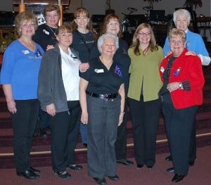 Soroptimist clubs celebrate Saturday of Service