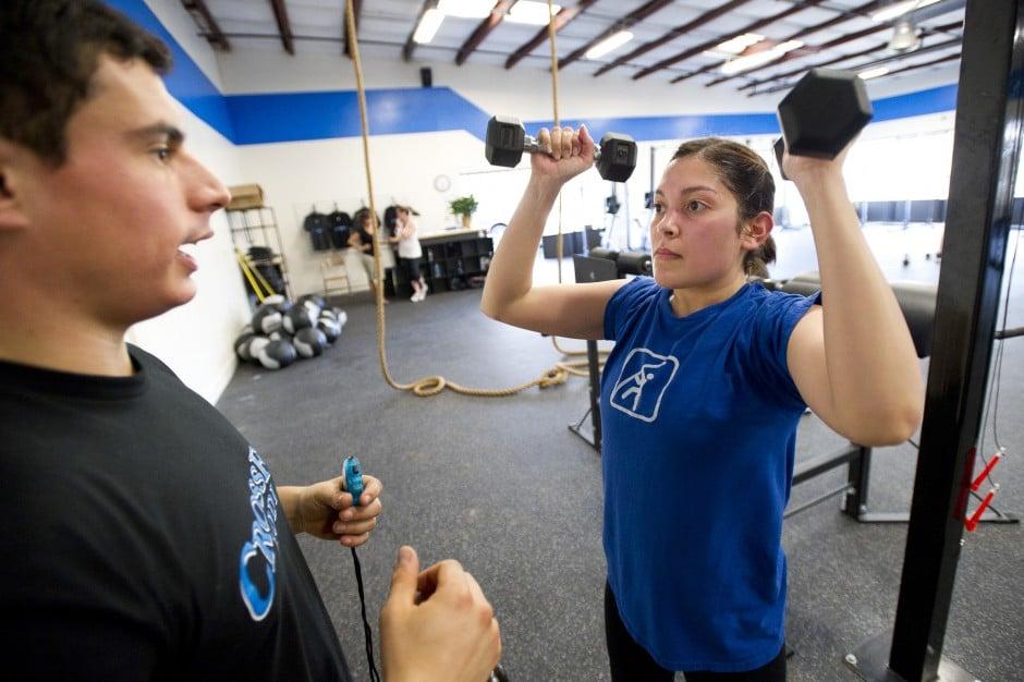 CrossFit challenge makes its way to Lodi