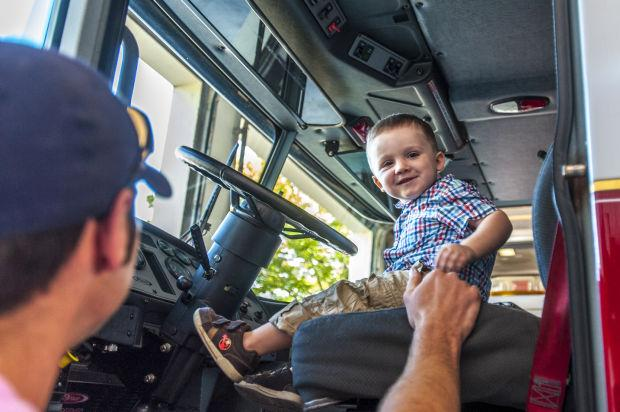 Lodi's Fire Station No. 1 hosts open house