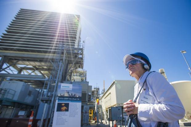 Local officials dedicate cutting-edge Lodi Energy Center