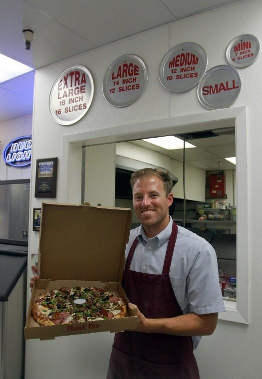 Freshness is key at Galt's Papa's Pizzeria & Grill