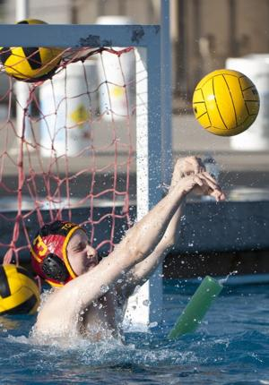 Water polo challenge: My initiation in the cage