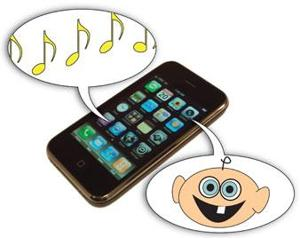 Rockin' with ringtones