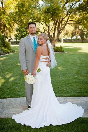 Scott Edwards, Lacy Biglow marry at Casa De Lago