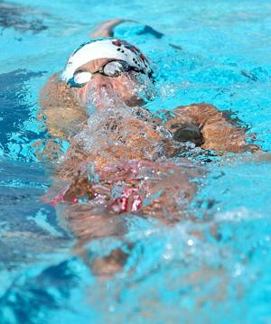 Lodi sweeps Bear Creek in the pool