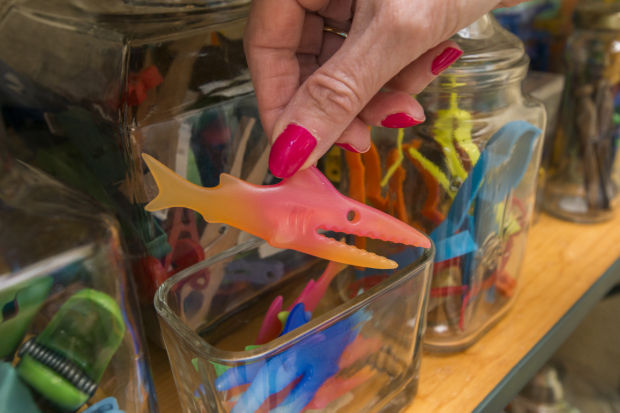A passion for peculiar clothespins: 3,000 andcounting
