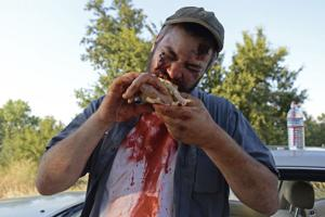 Lodi's Tom Presler conducts tours on Sacramento Zombie Train