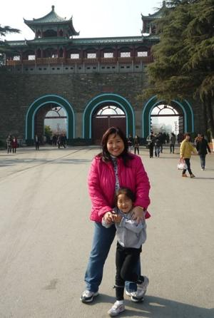 Anna Hu, St. Peter Lutheran School principal