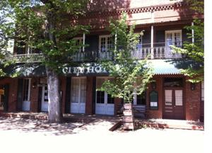 Stroll through the 1800s in the gold rush town of Columbia