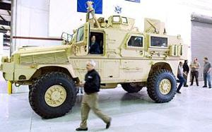 Meet the MRAP
