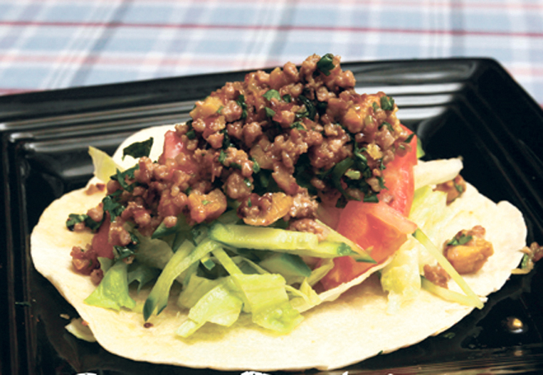 Asian tacos? Galt's Mix! Fusion BBQ mixes up zesty cuisine
