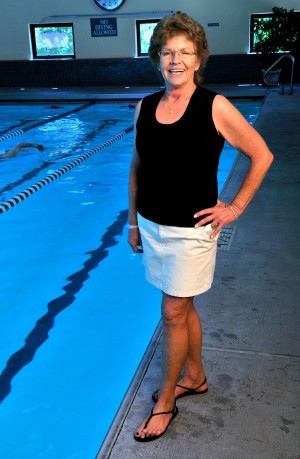 Aquatics coordinator shares benefits of water exercise