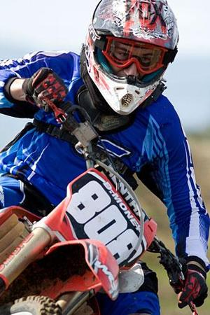 Local motocross riders ready to fly high at Hangtown Classic