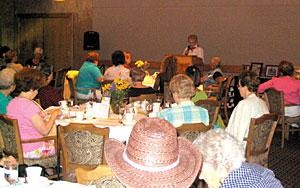 Local women gather for brunch, inspiration