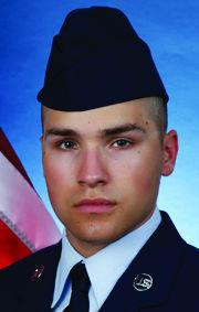 Air Force Airman Blake R. Gutierrez