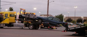 Driver seriously injured in suspected DUI accident