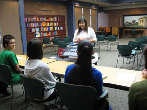 American Association of University Women hosts college informational workshop