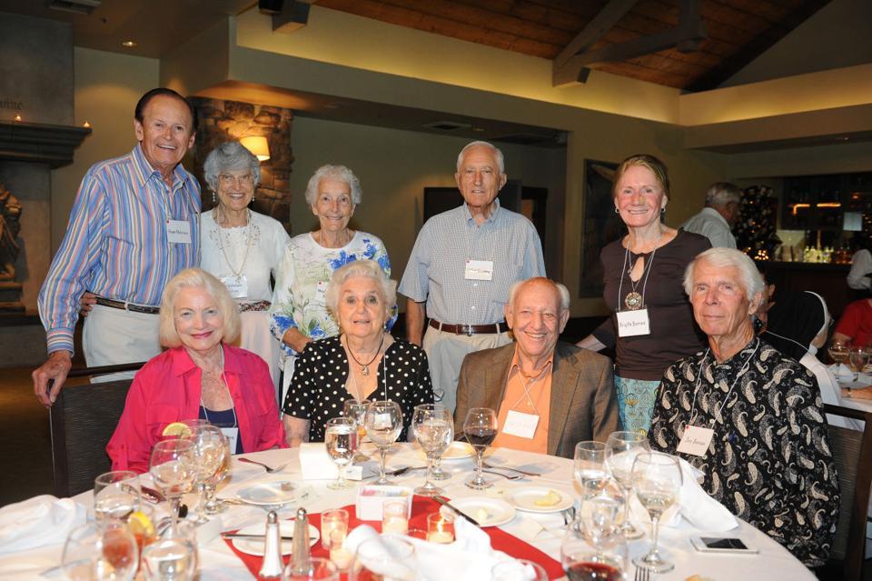 Lodi High School Class of 1948 reunion